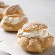 Gluten-free pâte à choux for cream puffs, éclairs, and cheese puffs.