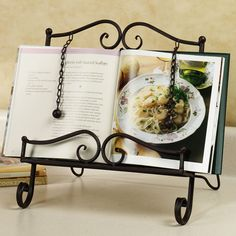 Townsend Cookbook Stand (I have one that's an antique & love it)