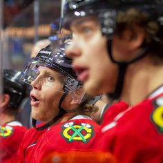 While Patrick Kane and Artemi Panarin have delighted millions of Chicago Blackhawks fans this season, they've formed a bond that goes beyond the 76 goals and 107 assists they've totaled. Their on-ice chemistry is surprising given their different backgrounds. Yet they fight like brothers, and come together like family as well, as John Dietz explains.