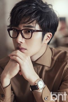 awesome Jung Il Woo to bnt International, November 2014