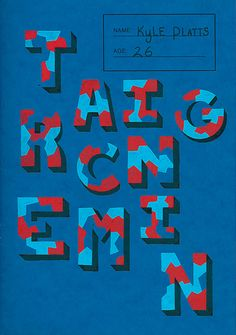 King Zog's funny new self-explanatory publication, Tracing Emin (Read more)