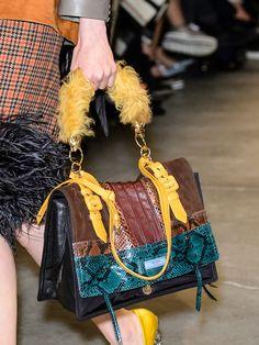 Best Handbags of Fall 2017 - The Impression, Fashion News Miu Miu, Fashion News, Fashion Show, Dior, Miuccia Prada, Best Handbags, Patchwork Bags, Best Bags, Louis Vuitton