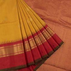 Buy Online Gadwal Saris - one stop destination for shopping at Best Prices in India. Kanchipuram Saree, Handloom Saree, Silk Sarees, Saris, Maharashtrian Saree, Dressing Sense, Indian Textiles, Saree Collection, Cotton Saree