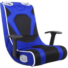 video rocker gaming chair multiple colors more chairs xbox boy bedroom ...