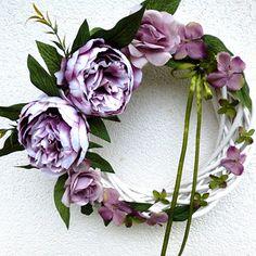 Summer Wreath, Floral Wreath, Wreaths, Decor, Moulin Rouge, Floral Crown, Decoration, Door Wreaths, Deco Mesh Wreaths