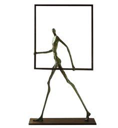 Paper Mache Sculpture, Sculpture Art, African Sculptures, Outdoor Sculpture, Metal Artwork, Wire Art, Bronze Sculpture, Wall Art Designs, Box Art