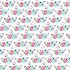 D045 - Sisters Bird - Fabricart Tecidos - Estampa Digital                                                                                                                                                                                 Mais