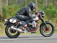 Cafe Racer (Tips to get a Moto Guzzi V7 Racer for half price.) - YouTube