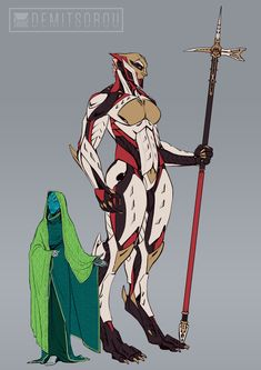 ArtStation - The Melding Characters, Demitsorou V Character Concept, Character Art, Character Design, Alien Concept, Concept Art, Warframe Characters, Alien Races, Cool Lego, Manga