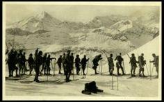 Alta Carnia: pattuglia Alpini