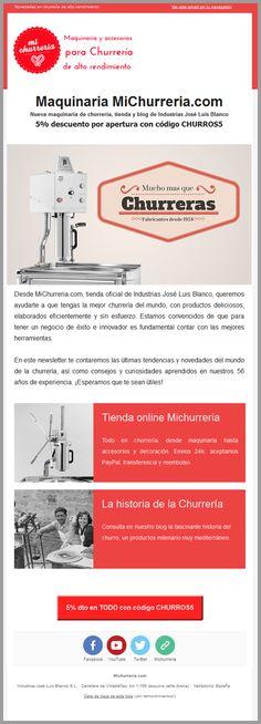 2 por 1 Análisis de newsletter + Entrevista ¡Buen email marketing!