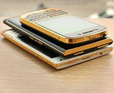 BlackBerry Priv: 24K Gold priced at $ 1,300