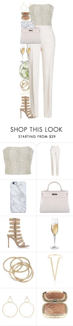 """I have too many fantasies to be a housewife.... I guess I am a fantasy."" by quiche ❤ liked on Polyvore featuring Rodarte, Jil Sander, Uncommon, Hermès, Gianvito Rossi, Wine Enthusiast, ABS by Allen Schwartz, Smith+Mara, Natasha Schweitzer and Dolce&Gabbana"
