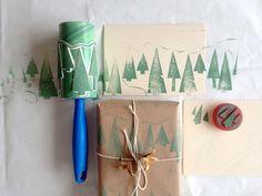 Hauska leimasinidea Handmade Charlotta -blogista.