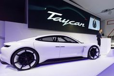 Porsche Planning Electric SUV and Sports Car To Rival Tesla Bugatti, Lamborghini, Ferrari, Pagani Zonda, Jaguar, Peugeot, Teaser, Muscle Cars, Benz