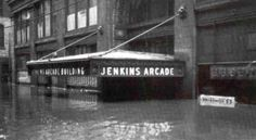 The Great Flood of 1936 - Jenkins Arcade