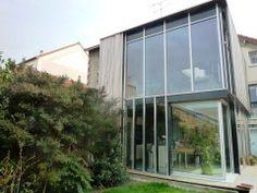 Extension maison comment agrandir sa maison baies et extensions - Espace atypique a vendre ...