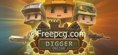 Digger Online Free Download PC Game Gta 5 Games, Pc Games, Video Games, Best Ipad, World Of Tanks, Digger, Stunts, Geek Stuff, 1