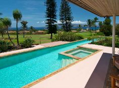 LHM Hawaii - Kaanapali Beds: 4 Baths: 5.5 Interiors: 4,451  sq. ft.   13,231 Sq Ft acres View: Ocean, Golf course Tenure: Fee Simple
