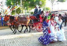 """Sevilla shines for the """"Feria de Abril"""""""