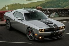 2015 Dodge Challenger SRT 392: Ruminations on modern muscle from a man who was there in the old days: 2015 Dodge Challenger SRT 392