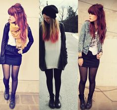 3 cute outfits to pair Doc Martens with