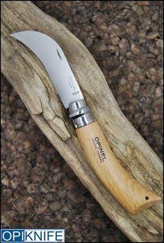 Opinel No8 Pruning Folding Knife
