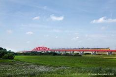 Quist Wintermans Architekten BV  |  Projecten - Infrastructuur - IJsselbrug, Hattem-Zwolle