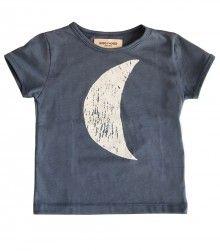 Bobo Choses | Kids Tee | Crescent MOON | #kids | #fashion