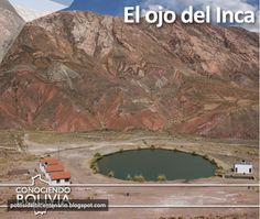 Conozca el ojo del inca, una formación volcanica de forma casi circular perfecta, para saber mas haga click en la imagen