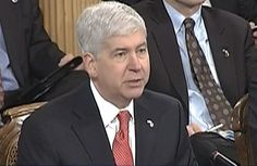 Michigan would privatize mental health funding, services under Snyder's proposed budget. http://www.crainsdetroit.com/article/20160211/NEWS/160219967/michigan-gov-rick-snyders-proposed-budget-would-privatize-mental