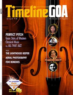 We have released our 4th Edition of TimelineGoa (Goa's only and Best Lifestyle Magazine). It is available in all book stores and across Goa.   This edition has a lot of spicy topics as well as fashion and lifestyle tips for different walks of life. Grab your personal copy from the nearest store at just Rs.100/- !!  #timelinegoa #goatimeline #lifestyle #fashion #technology #android #singing #music #life #travel #adventure