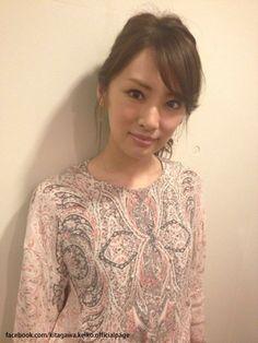 (3) 北川景子 Keiko Kitagawa official