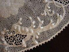 Crochet lace - Orvieto