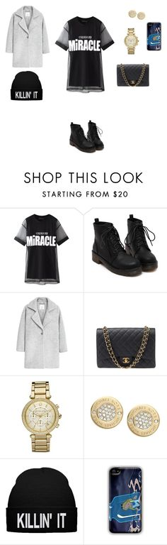 """I have decided to change my style... Don't worry it is not for a long time"" by syamamardanli ❤ liked on Polyvore featuring Chicnova Fashion, MANGO, Chanel and Michael Kors"