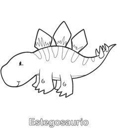 dinosaurio  Craft