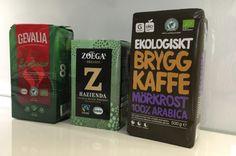 Gifter från rostningen även i ekokaffe | Testfakta