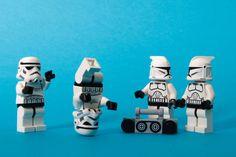 Troopers Breakdance