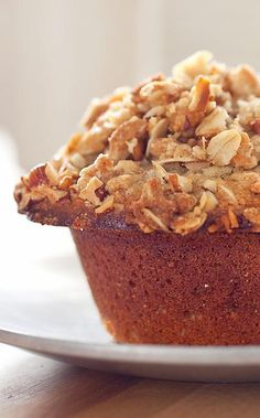 Oatmeal Muffins. What should be a satisfying breakfast treat is often a dry, chewy regret. The key to a moist, tender crumb turned out to be choosing the proper oats and treating them right.