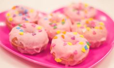 From Lollipops, Cupcakes, Sprinkles Oh My! blog