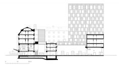 Clarion Hotel Post / Semrén & Månsson Section