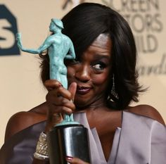 """Read Viola Davis' Recipe For Conquering Strong Black Woman Disease - """"I'm Not Going To Make It Comfortable For You To Come Into My World"""""""