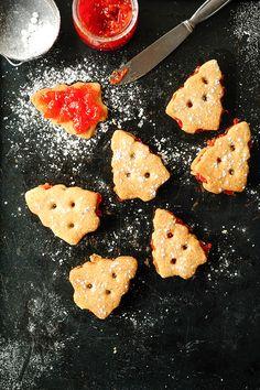 studio kitchen | Shortbread cookies with filling 'Campari orange'