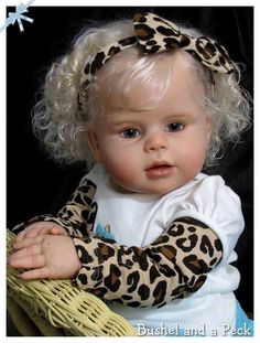 Reborn PROTOTYPE Toddler Doll Peggy, Baby Girl, Regina Swialkowski | eBay