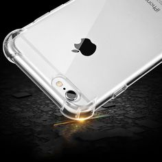 for iphone 7 plus iphone 7 Case Silicone Transparent Cases for iphone 6s 6 Plus 5 5S Soft TPU Clear Back Cover Shockproof