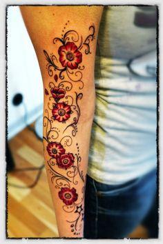 Tattoo-Foto: Mein Arm