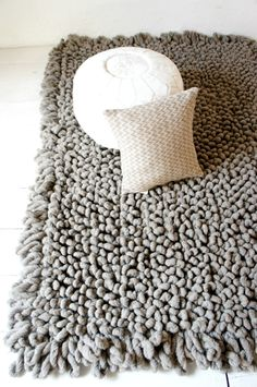 wool shag rug hand woven greyu0027 large 4x6 ft special order our hand