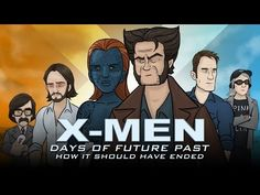 How the Film 'X-Men: Days of Future Past' Should Have Ended