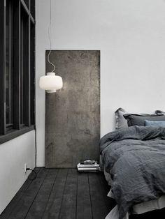 Kleurcontrasten licht en donker in het interieur