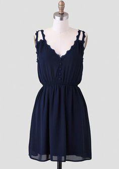 Nightingale Crochet Detail Dress on Wanelo